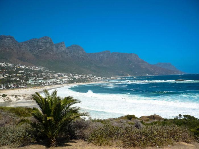 Camps Bay - Kapstadt - Südafrika