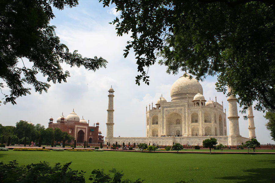 Tag Mahal - Indien – Ipackedmybackpack.de Reiseblog