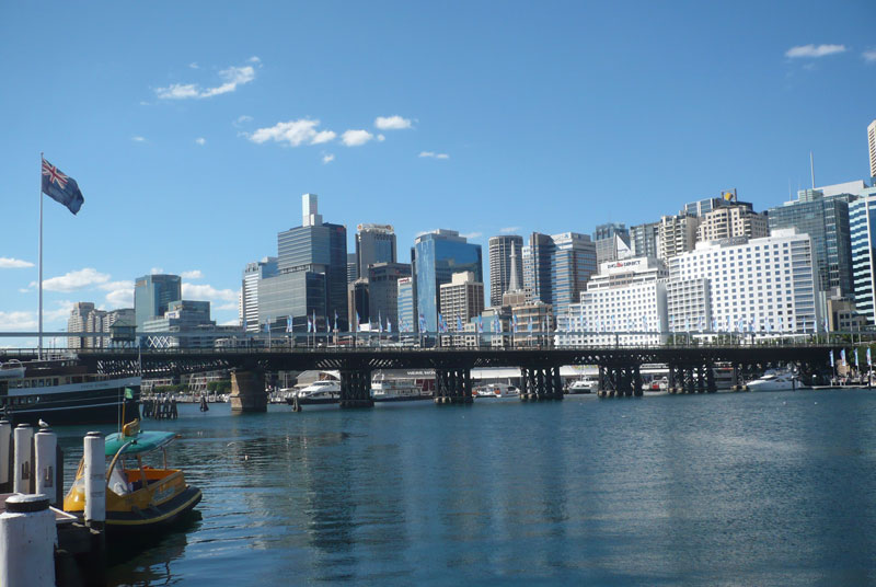 Darling Harbour - Sydney - Australien