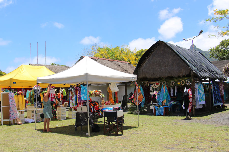 Nui Cultural Market - Cook Islands