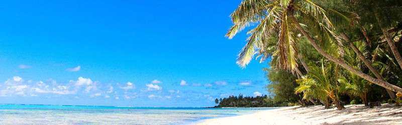 Muri Beach - Rarotnga - Cook Islands
