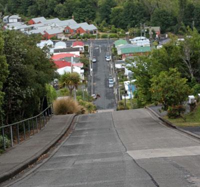 Dunedin - Neuseeland