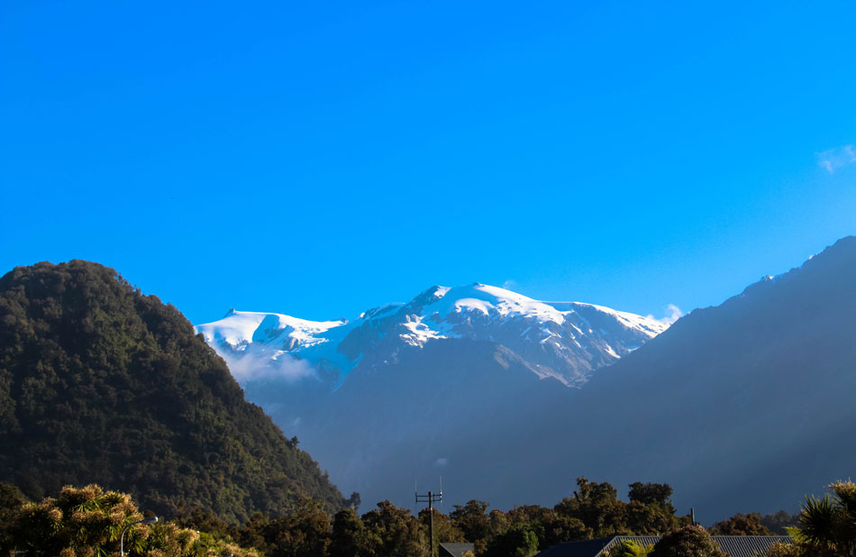 Franz Josef Glacier - Neuseeland
