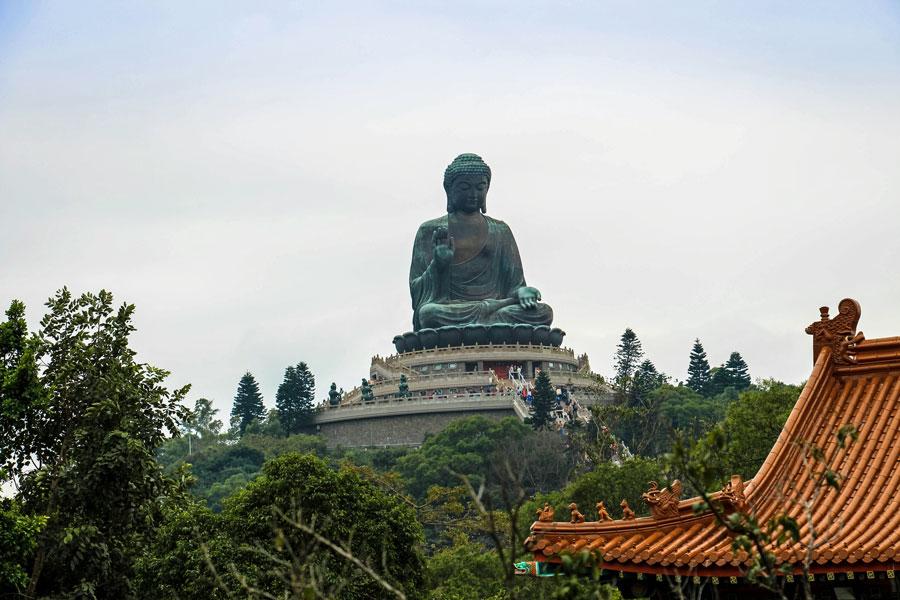 """Big Buddha"" Lantau Island - Hong Kong"