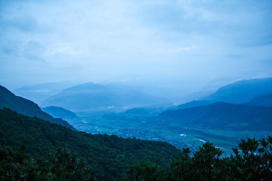 Sarangkot - Nepal