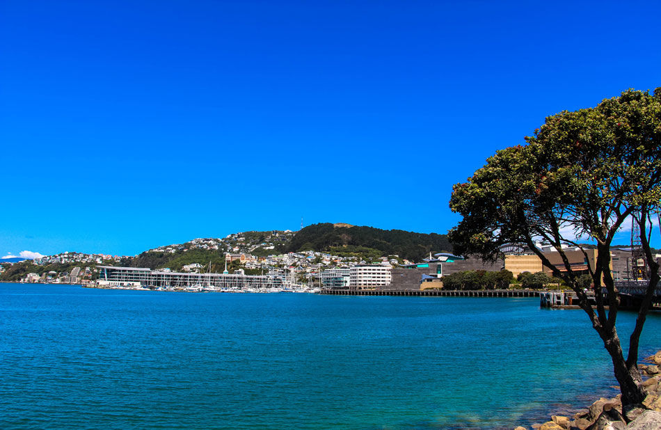 Wellington - Neuseeland