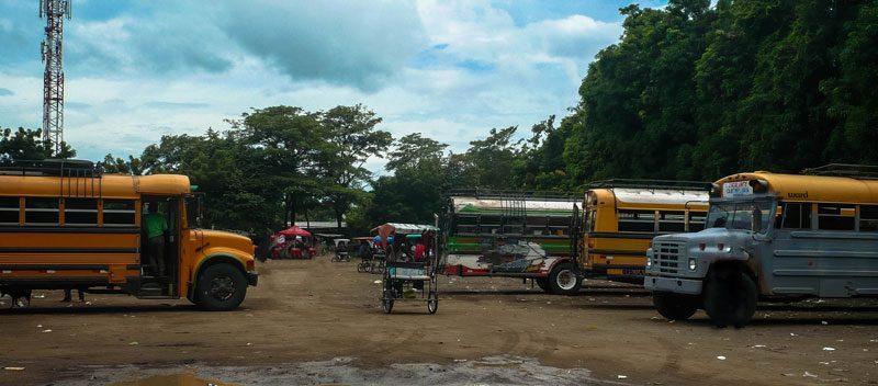 Transport Nicaragua