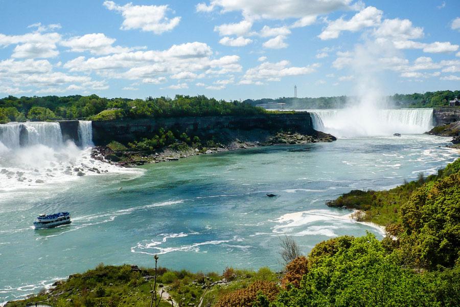 Niagarafälle - Kanada