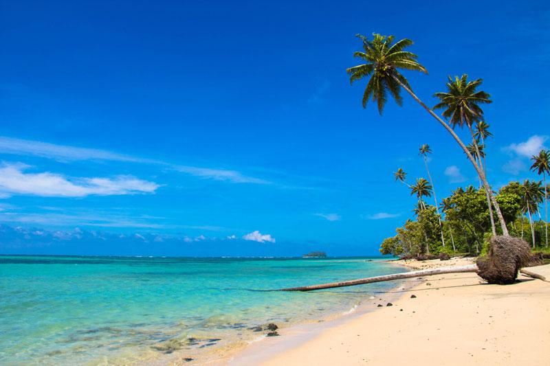 Samoa - Südsee