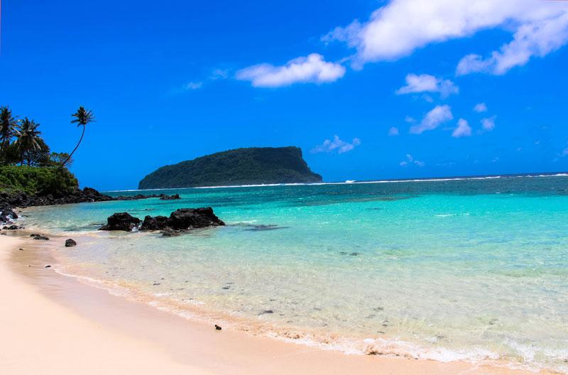 Lalomanu Beach - Samoa