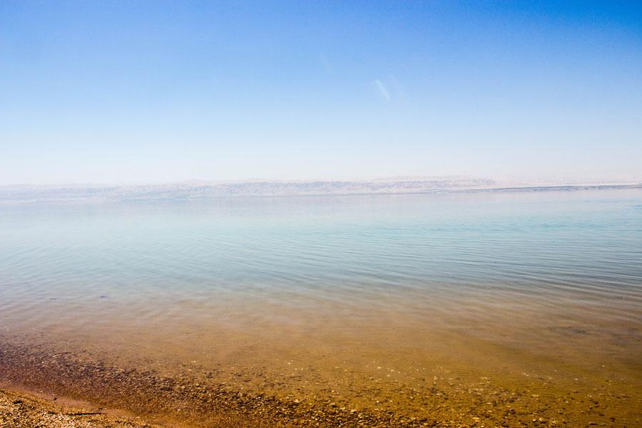Tote Meer - Jordanien