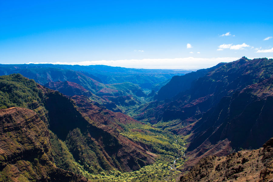 Waimea Canyon - Kauai - Hawaii - ipackedmybackpack.de - Reiseblog