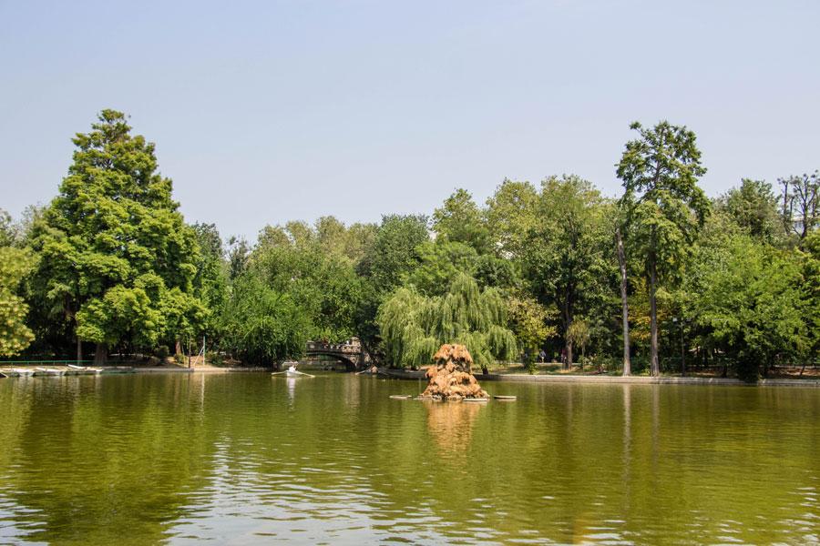 Cișmigiu Garden - Bukarest - Rumänien - Ipackedmybackpack.de Reiseblog