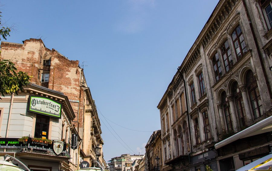 Lipscani - Bukarest - Rumänien - Ipackedmybackpack.de Reiseblog