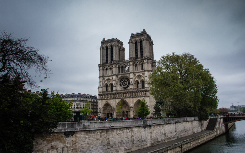 Notre DameParis - Frankreich – Ipackedmybackpack.de Reiseblog