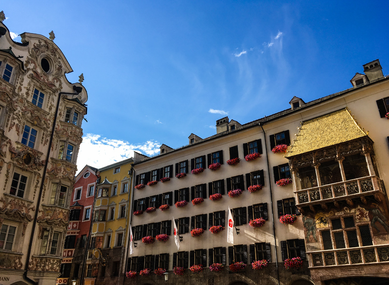 Innsbruck – Österreich – Reiseblog Ipackedmybackpack.de