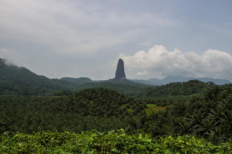 Pico de São Tomé – São Tomé und Príncipe – Reiseblog Ipackedmybackpack.de