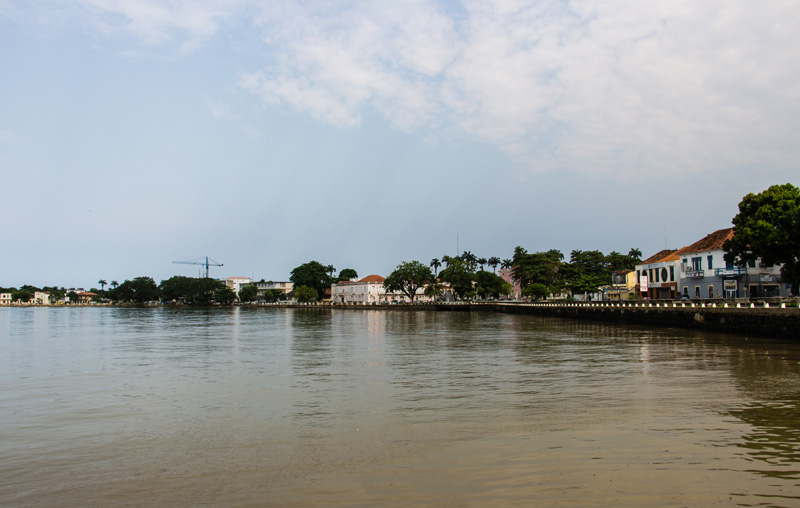 Promenade São Tomé – São Tomé und Príncipe – Reiseblog Ipackedmybackpack.de