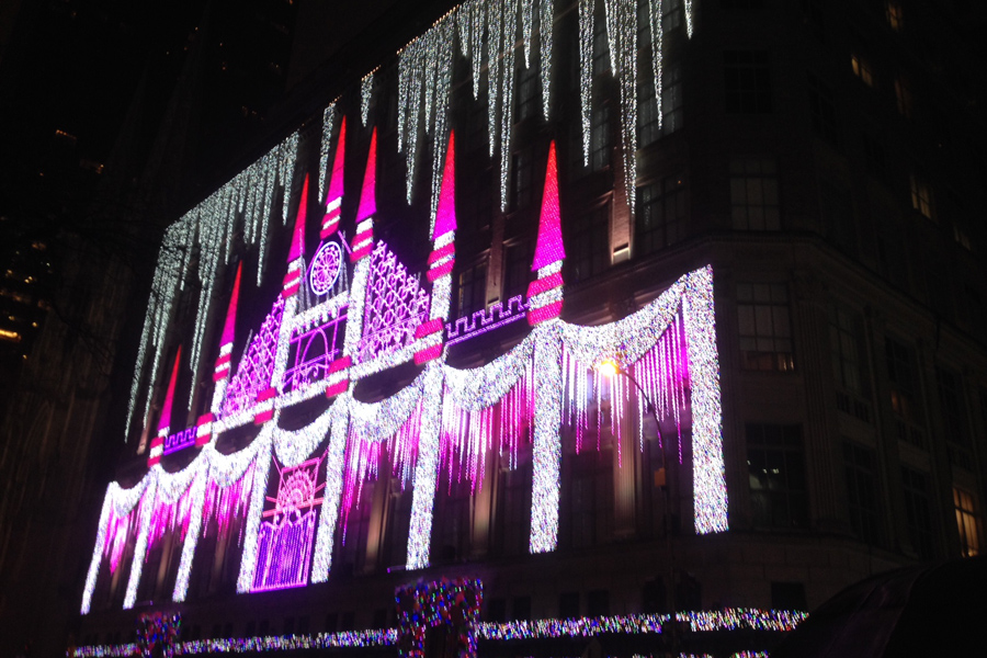 Christmas Shopping in New York – Ipackedmybackpack.de Reiseblog