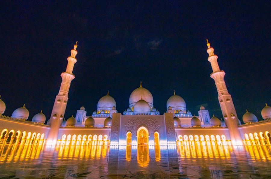 Abu Dhabi - Vereinigten Arabischen Emirate - ipackedmybackpack.de - Reiseblog