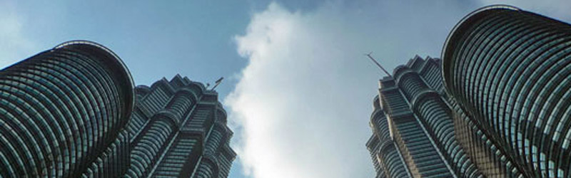Petrona Towers - Kuala Lumpur - Malaysia - ipackedmybackpack.de - Reiseblog