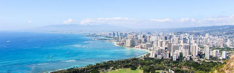 Waikiki Beach - Oʻahu - Hawaii - ipackedmybackpack.de - Reiseblog