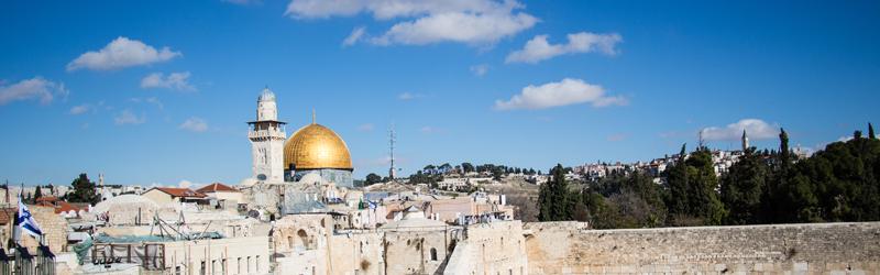 Jerusalem - Israel – Ipackedmybackpack.de Reiseblog
