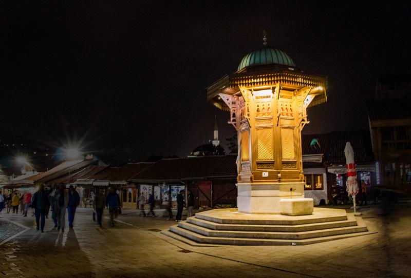 Sarajevo - Bosnien & Herzegowina - ipackedmybackpack.de - Reiseblog