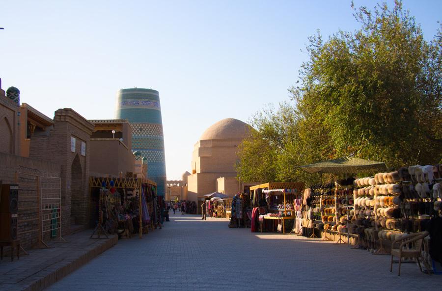 Chiwa - Usbekistan - ipackedmybackpack.de - Reiseblog