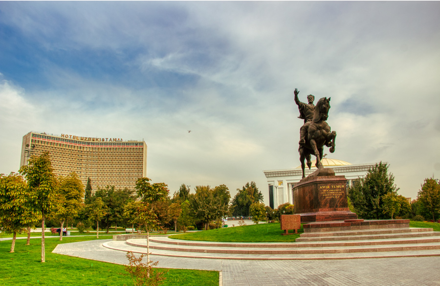 Taschkent - Usbekistan - ipackedmybackpack.de - Reiseblog