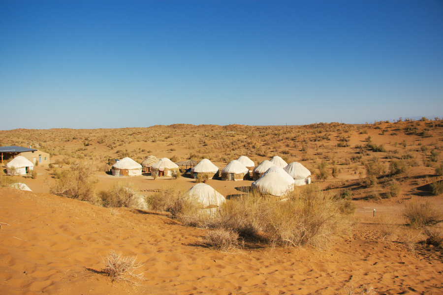 Yurt Camp - Usbekistan - ipackedmybackpack.de - Reiseblog