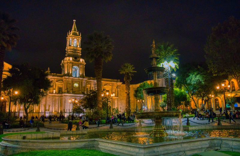 Arequipa - Peru - ipackedmybackpack.de - Reiseblog