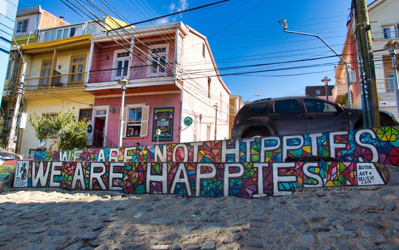Valparaiso - Chile - ipackedmybackpack.de - Reiseblog